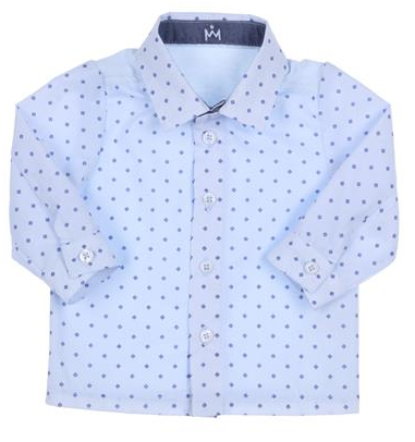 Gymp kids jersey shirt long sleeve light blue