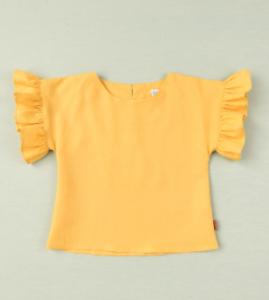 Cocote blouse mustard