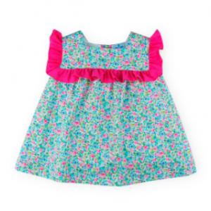 Sardon floral dress Raquel