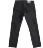 I do older boy cargo pants - navy