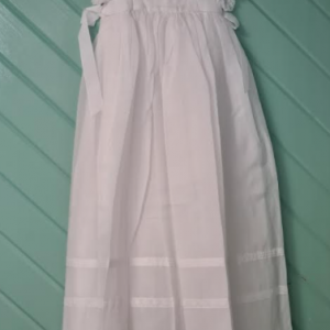 Patachou baptism gown