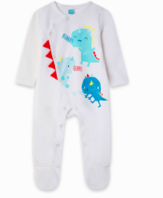 Tuc tuc dino babygrow all in one