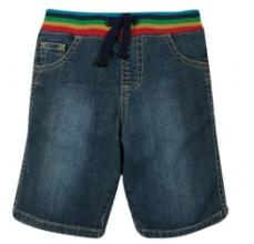 Frugi organic cotton dorian denim shorts