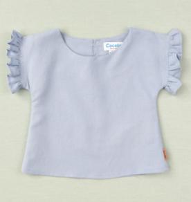 Cocote blouse blue