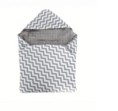 Little love blanket grey chevron