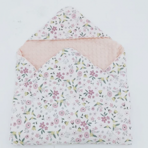 little love blanket blossom 3 point