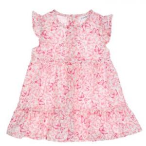 Gymp kids pink butterfly dress