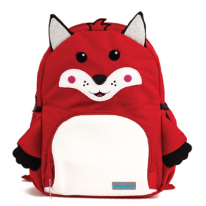 Amber The Fox Backpack by Playzeez