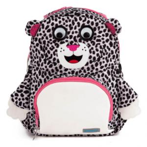 Mya The Snow Leopard Backpack by Playzeez