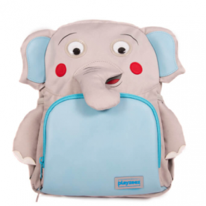 Bubbles The Elephant Backpack by Playzeez
