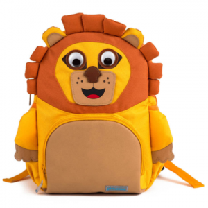 Lion backpack by Playzeez