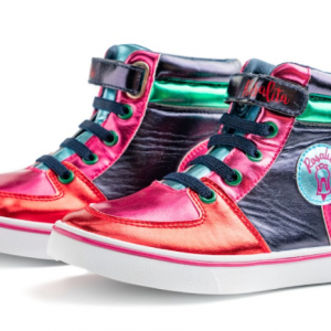 Rosalita senorita dixie hi top sneakers