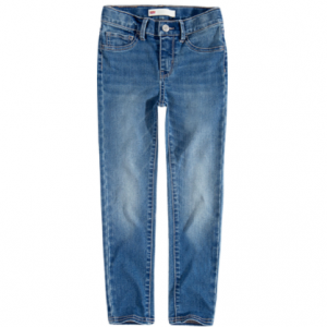 Levi's 710 super skinny from hip to ankle adjustable waistband