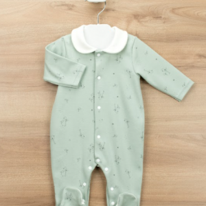Babidu all in one babygrow, unisex, a beautiful gift presented in a gift box.