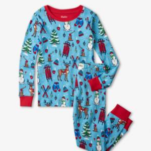 Hatley winter wonderland pyjama set