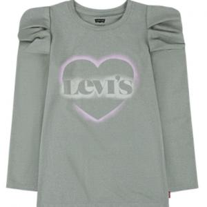 Levi's girl long sleeve t-shirt with levi's logo