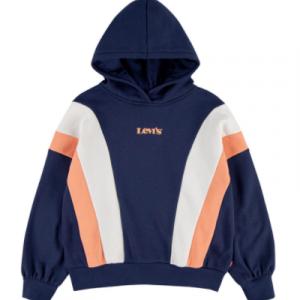Levi's girl colour block hoodie